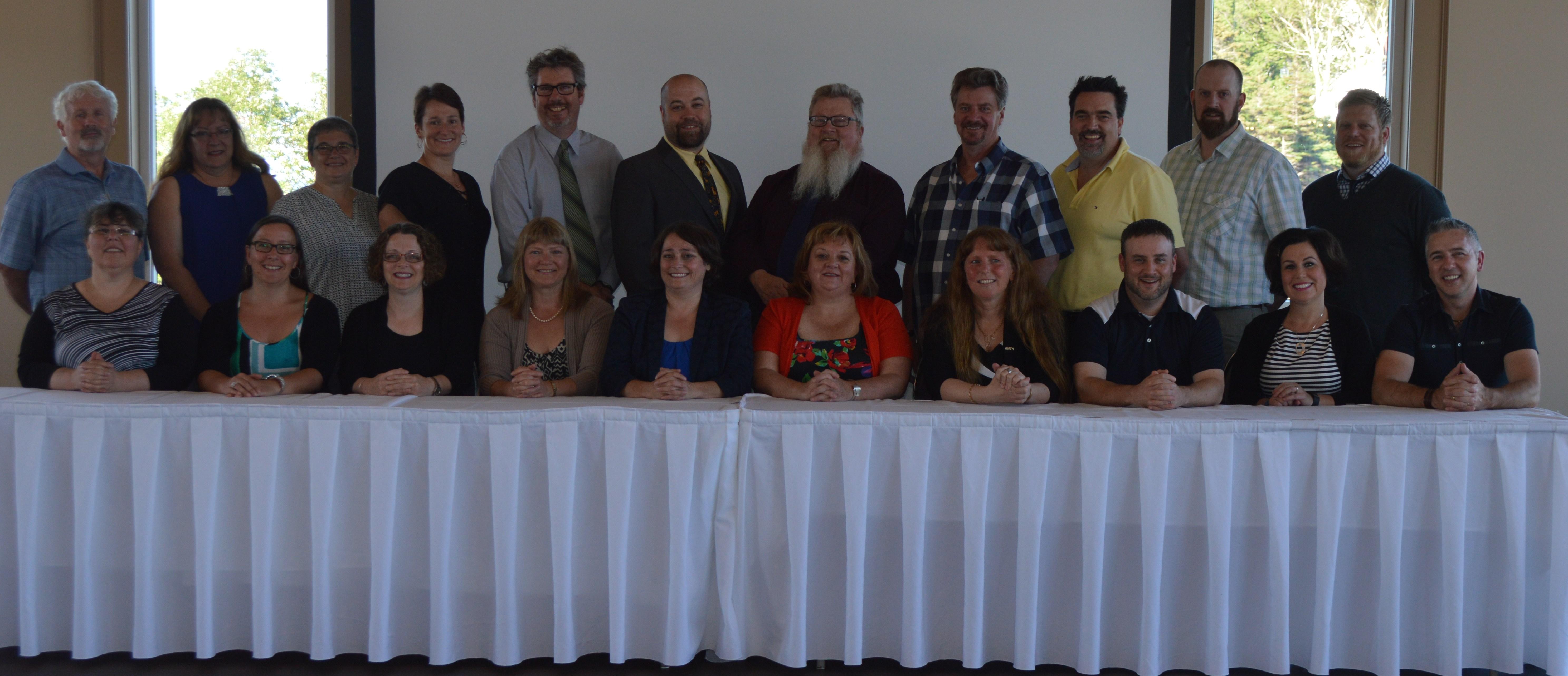2017-2018 Provincial Executive